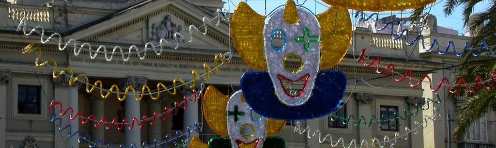 Carnaval de Cadiz calles