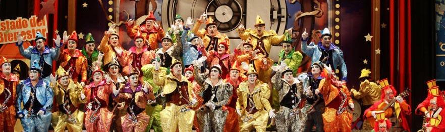 Carnaval de Cadiz - Falla