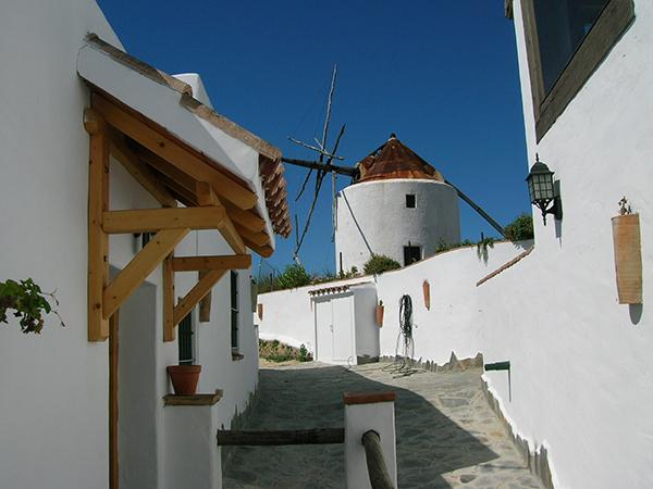 Casas El Molino. Vejer de la Frontera
