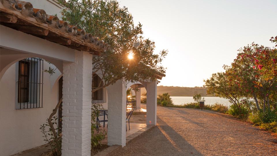 Mesón La Molinera, habitaciones y bungalows en Arcos de la Frontera.