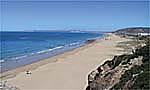 Playa de Zahara y Atlanterra